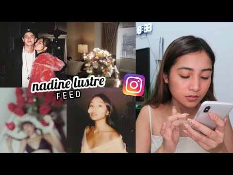 How NADINE LUSTRE Edits Her Instagram Photos (Vintage, Polaroid Effect)