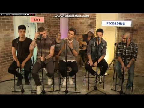 The Wanted - Show Me Love (Acoustic)