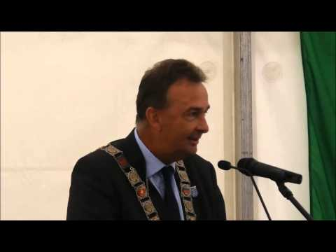 2015 - Peine - Europaschützenfest - Rede Karl von Habsburg
