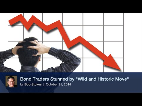 "Bond Traders Stunned by ""Wild and Historic Move"""