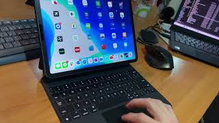 Apple iPad Pro Magic Keyboard Quick Overview