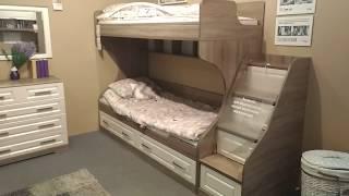 видео Детские кроватки