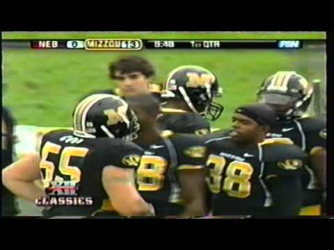 2005 Nebraska Cornhuskers vs. Missouri Tigers Football (Almost Full)