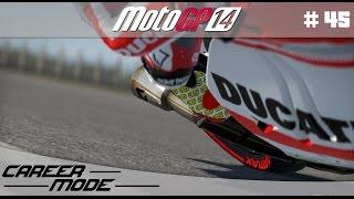 MotoGP 14 Career Mode Part 45 - MotoGP Italian Grand Prix