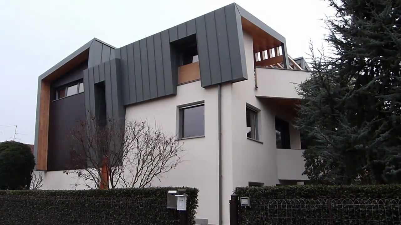 Case in legno ampliamento abitazione verdello youtube - Ampliamento casa in legno ...