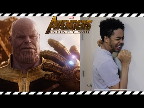 Coming Home After Watching Avengers: Infinty War