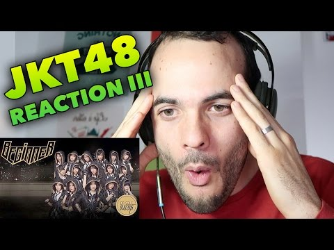 JKT48 BEGINNER REACTION VIDEO - INDONESIA IDOL GROUP BLOG #124