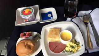Copa airlines business class (MGGT to PTY) Guatemala to Panama in a (embraer 190)