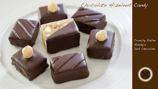 Chocolate Hazelnut Candy – Bruno Albouze – The Real Deal