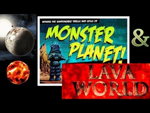 Science Monster Planets