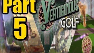 The FGN Crew Plays: Vertiginous Golf #5 - Dark Holes (PC)