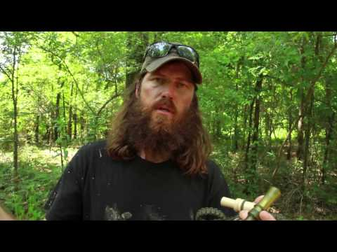 The Art of the Duck Call with Jase Robertson