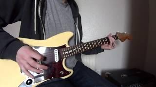 Kurt Cobain - Rehash guitar cover