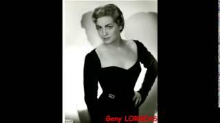 loin des guitares - Chanté par Geny LORGEAS