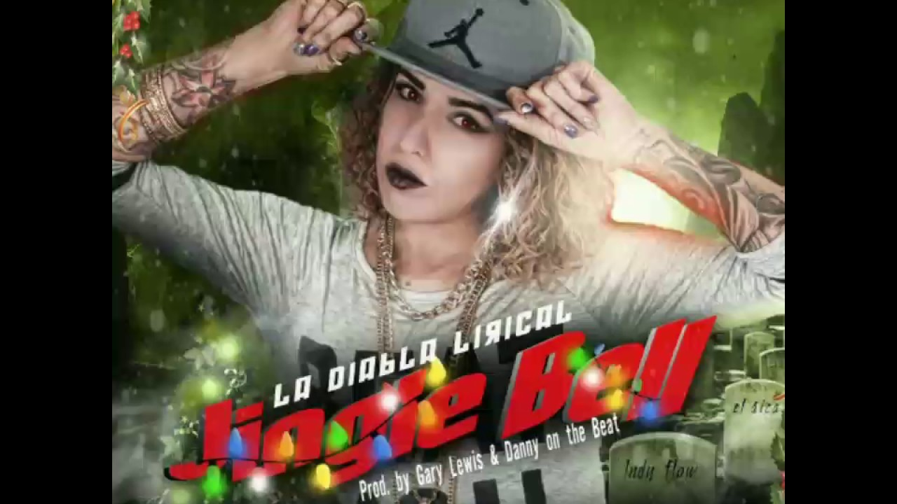La Diabla Lirical - Jingle Bell ( Tiraera )