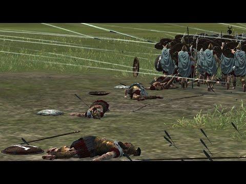 Athens Vs Sparta Multiplayer battle: Multiplayer Battle 005