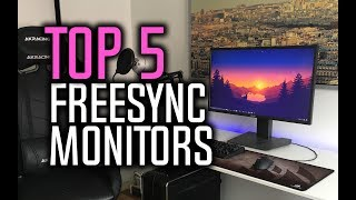 Best FreeSync Monitors in 2018 - Which Is The Best Gaming Monitor?
