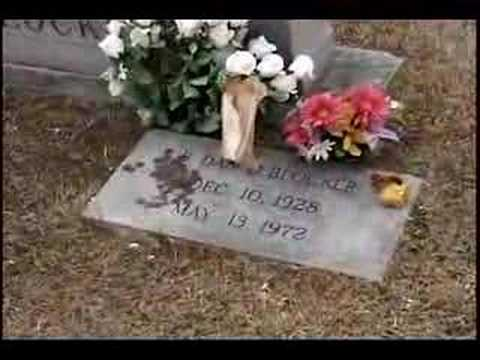 DAN BLOCKER Gravesite