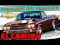 Chevrolet El Camino | Autos Que Queremos De Regreso