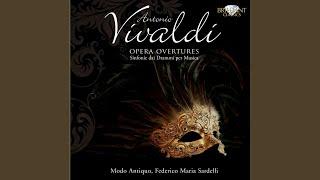 La Sena festeggiante, RV 693: Sinfonia. Andante molto-Allegro molto