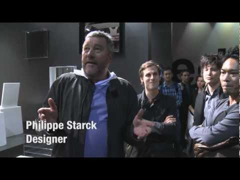 Kartell Work in Project - Interview to Philippe Starck - Part. 2