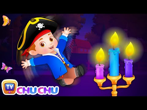 Jack Be Nimble Nursery Rhyme | ChuChu TV Nursery Rhymes & Songs for Babies - วันที่ 31 Aug 2018