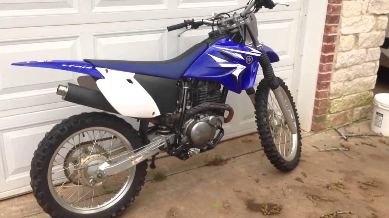 2008 Yamaha Ttr230