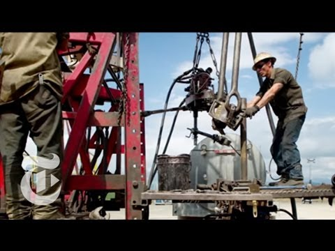 Man-Made Quakes and Fracking's Waste | How It Happens | The New York Times