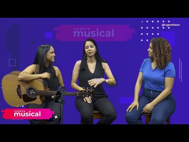 Gazeta Musical com Erika e Larissa (Bloco 1)