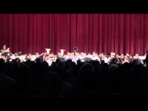 San Pedro High School Winter Concert 2014 -2015