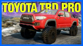Snowrunner : The Toyota TRD PRO is OP!! (Snowrunner Wisconsin)