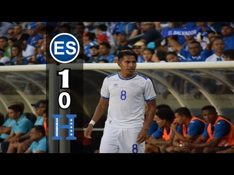 El Salvador [1] vs Honduras [0]+RADIO/Resumen HD/Reacciónes: 6.2.2018: Amistoso/Friendly