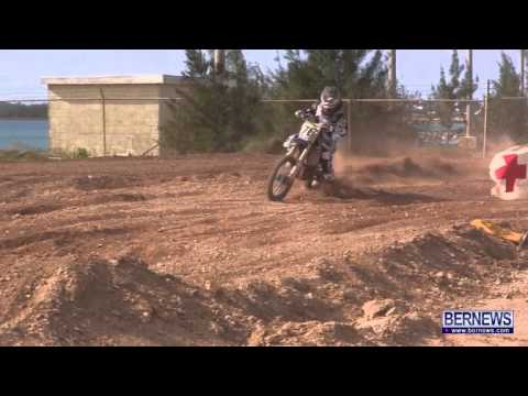 Motocross Racing At Southside, Jan 13 2013