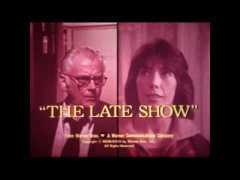 The Late Show Trailer- Art Carney, Lily Tomlin (1977)