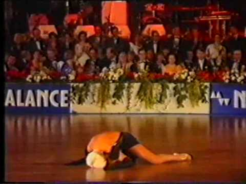 1988 Super Worldcup Professional Latin Part 5/8 Sycamore Weavers (ENG)
