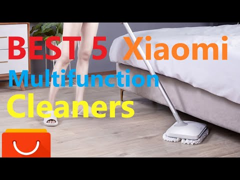 BEST 5 China Budget Xiaomi Multifunction Household Vacuum Cleaners 2020 Seller Ranking on Aliexpress