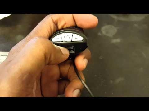AGPTek BT Car charger