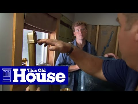How To Install A Fiberglass Tub And Surround   This Old House   YouTube