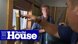 How to Install a Fiberglass Tub and Surround | Ask This Old House