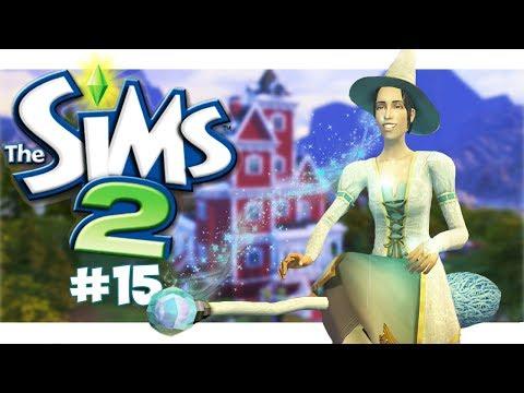 THE SIMS 2: #15 В поисках ведьмы