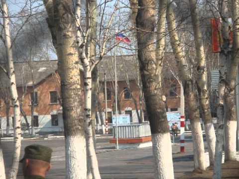 Екатеринославка. Воинская часть №21720. 2010-2011 гг
