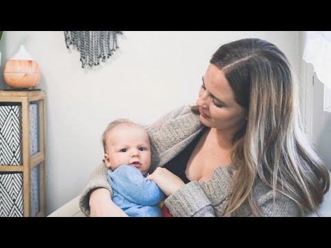 BABY'S FIRST MILESTONE!! Baby Tabor's 2 Month Update!