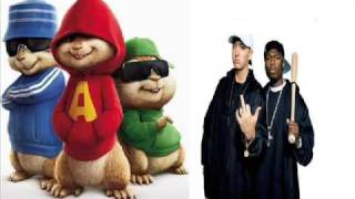 Alvin y las Ardillas we on fire Eminem,50 cent,Lloyde Banks