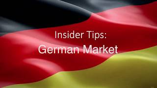 Insider Tips German Market | Katharina Barry from DER Touristik, Frankfurt Office thumbnail