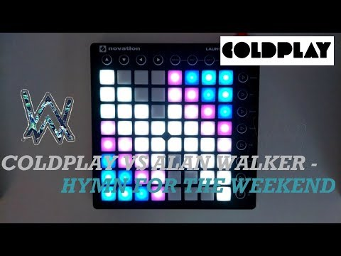 Coldplay Vs Alan Walker - Hymn for the weekend | Launchpad Cover