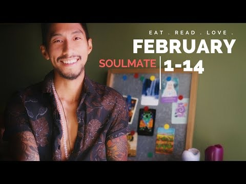 """CANCER SOULMATE LOVE """"JUST WAIT IT WILL BE WORTH IT"""" FEBRUARY 1 14 TAROT READING"""