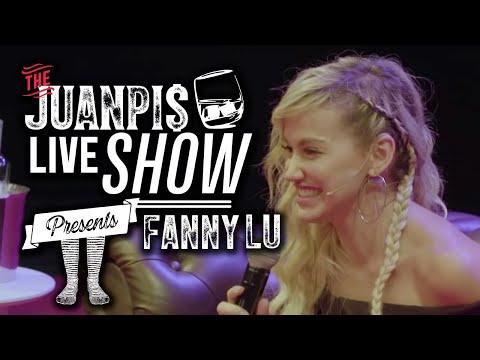 The Juanpis Live Show - Entrevista a Fanny Lu