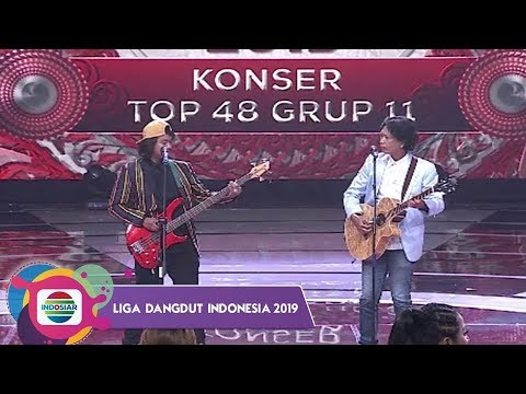 GOKIIIL! Dodit Mulyanto & Cak Blangkon Sahut Sahutan Lagu di Musik Komedi | LIDA 2019