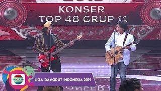 GOKIIIL! Dodit Mulyanto & Cak Blangkon Sahut Sahutan Lagu di Musik Komedi | LIDA 2019 MP3