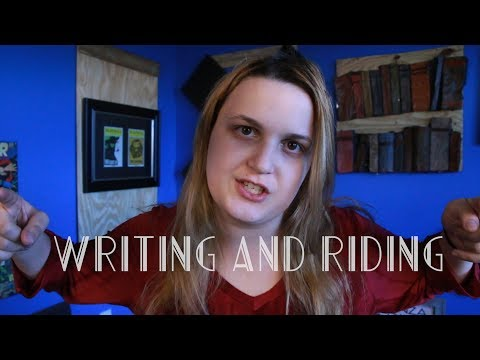 The Visionary: Writing and Riding